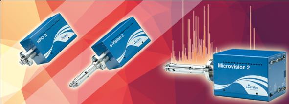 Spektrometria, analiza gazów iurządzenia technologiczne
