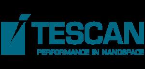 Logo Tescan (Partner Uni-Export Instruments Polska)