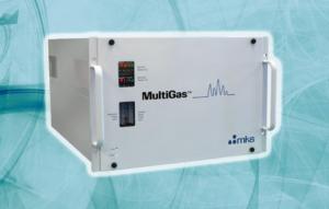Optyczne analizatory gazów (FTIR, NDIR, TFS)