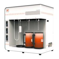 Pomiar dystrybucji wielkości mezoporów i mikroporów 3P Instruments