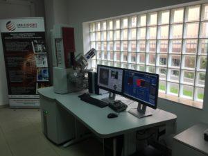 Seminarium poświęcone skaningowej mikroskopii elektronowej (Uni-Export Instruments Polska)
